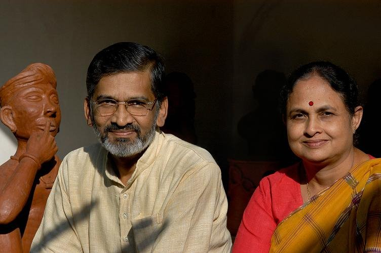 Dr. Abhay and Rani Bang