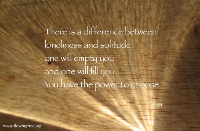 joyexcel solitude quote